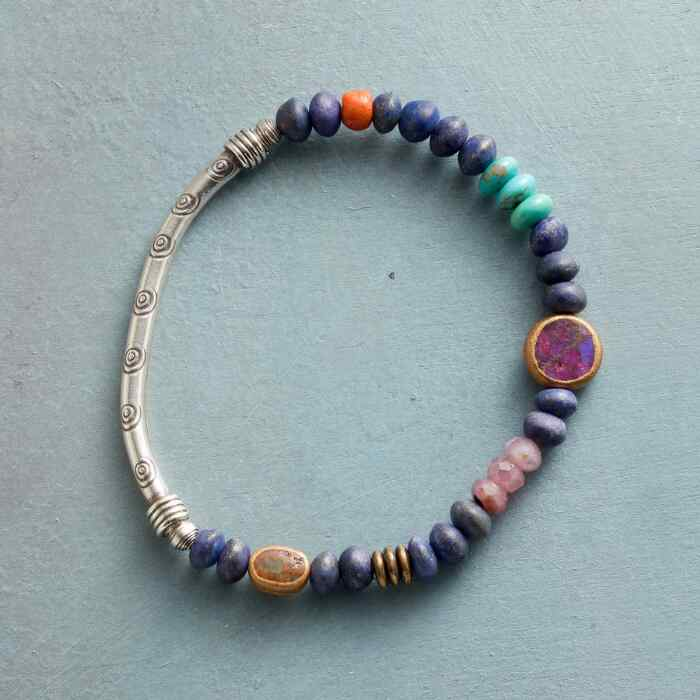 ARC OF THE SKY STRETCH BRACELET