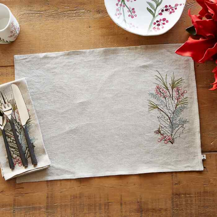 FORAGE PLACEMAT