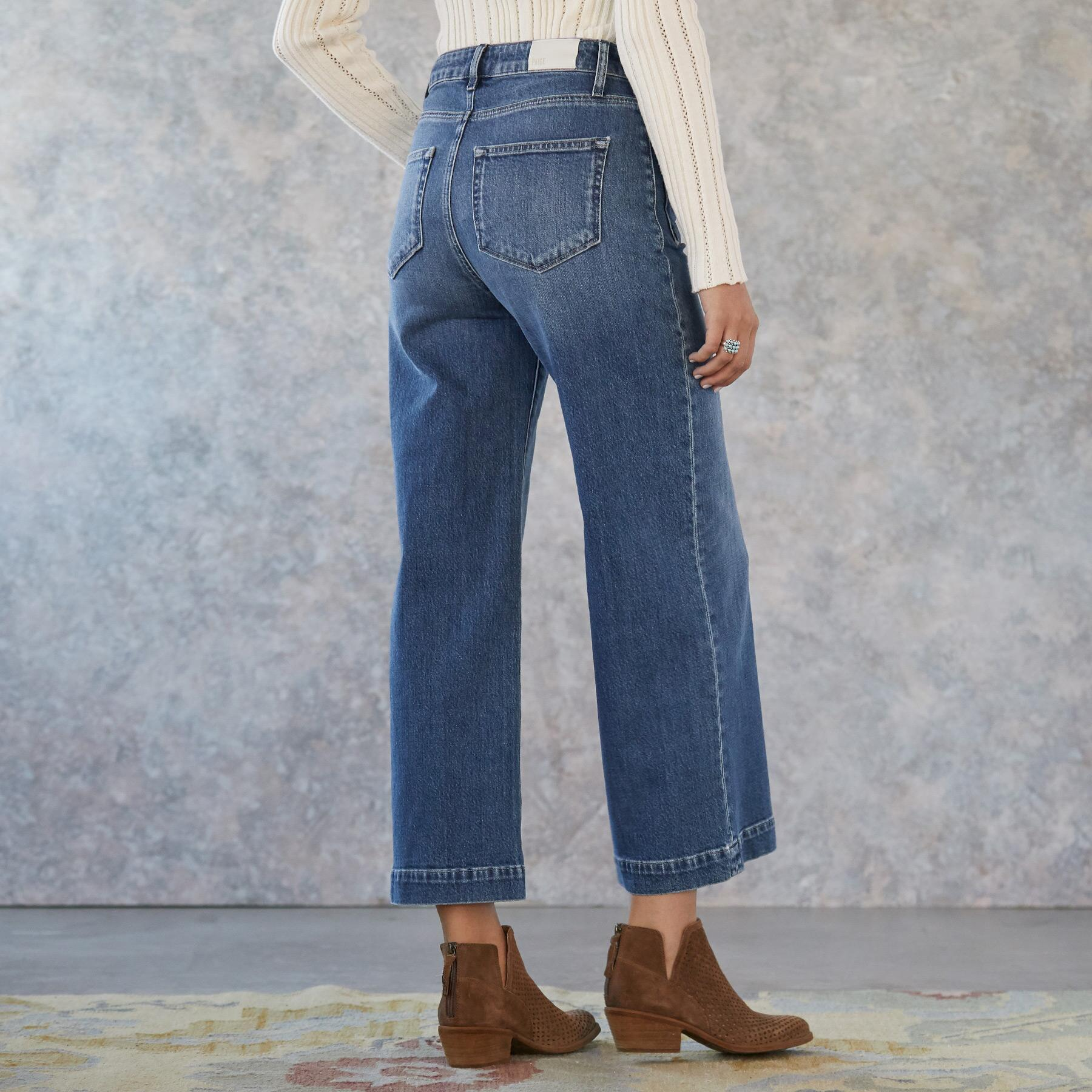ANESSA CULOTTE JEANS: View 2