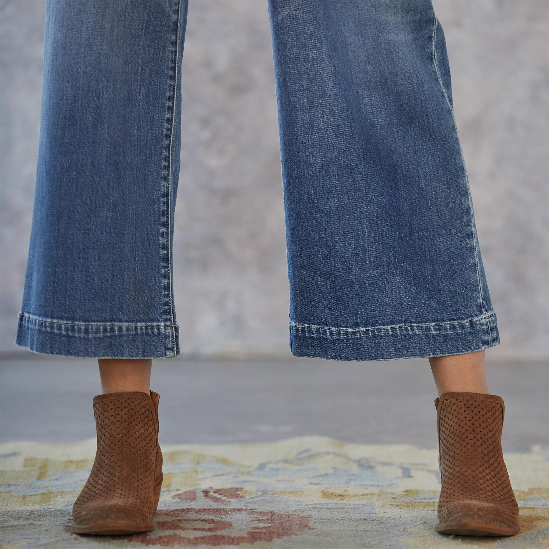 ANESSA CULOTTE JEANS: View 4