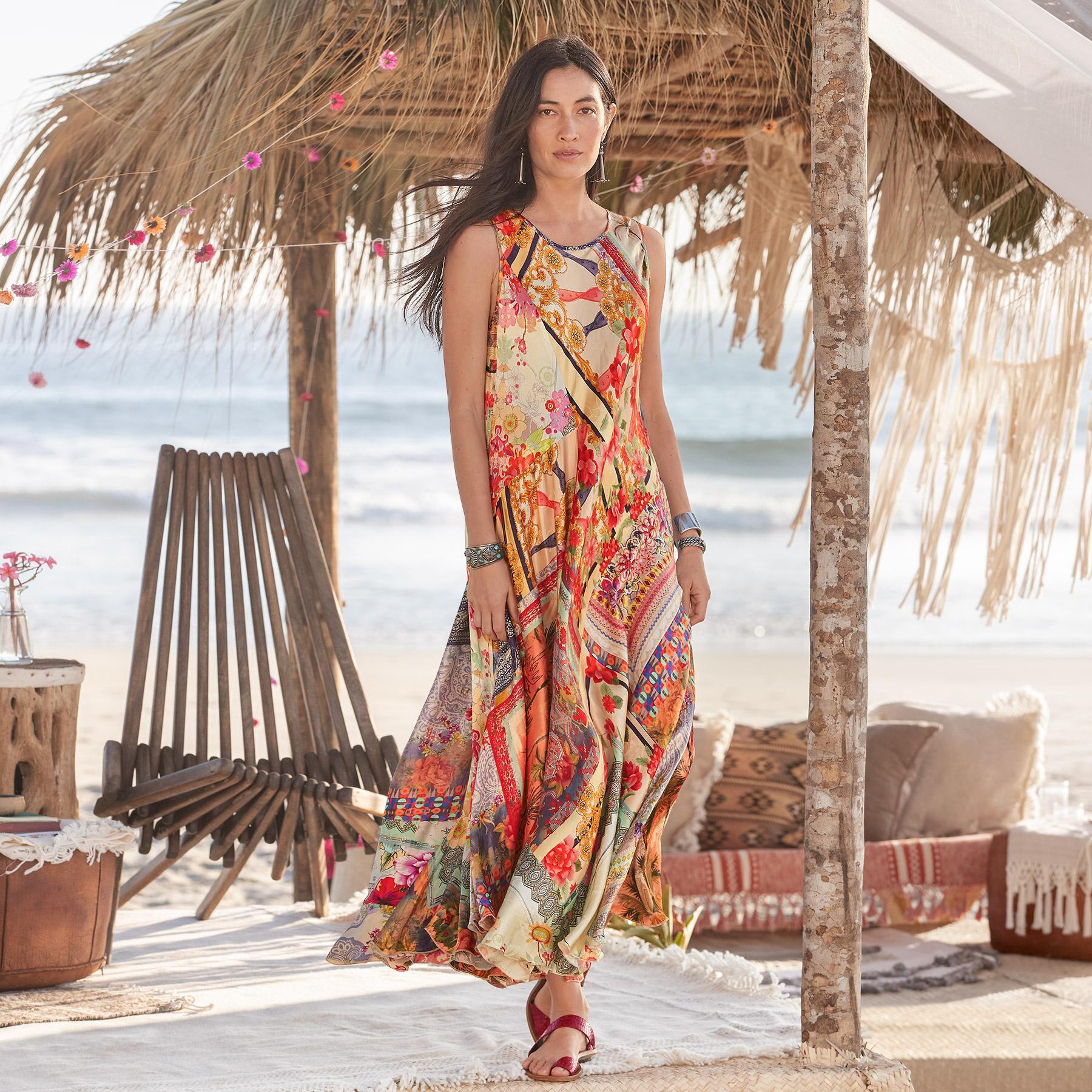 REGINA DRESS: View 1