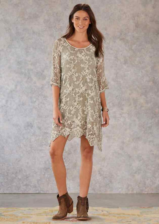 TULA LACE DRESS