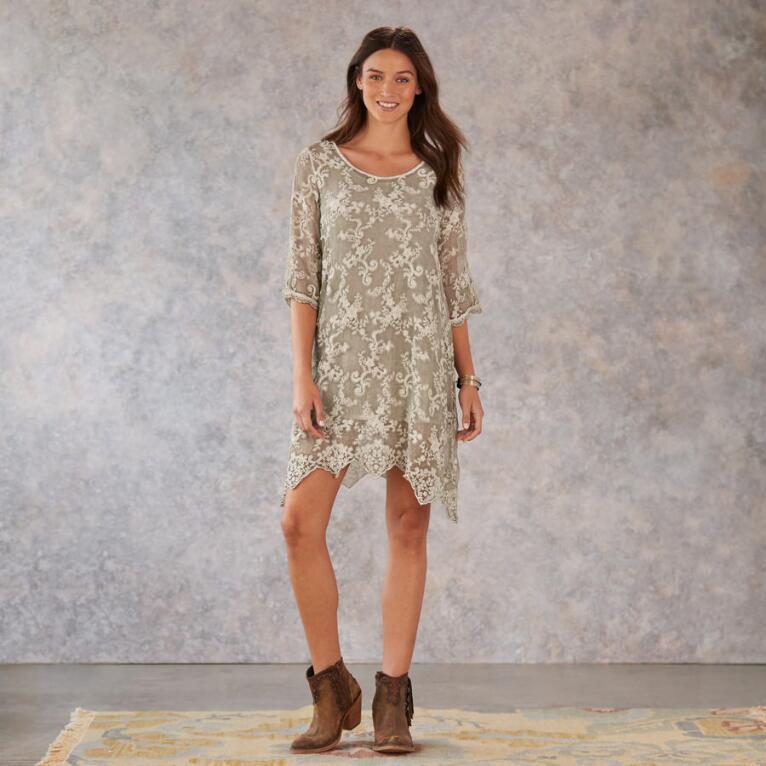 TULA LACE DRESS