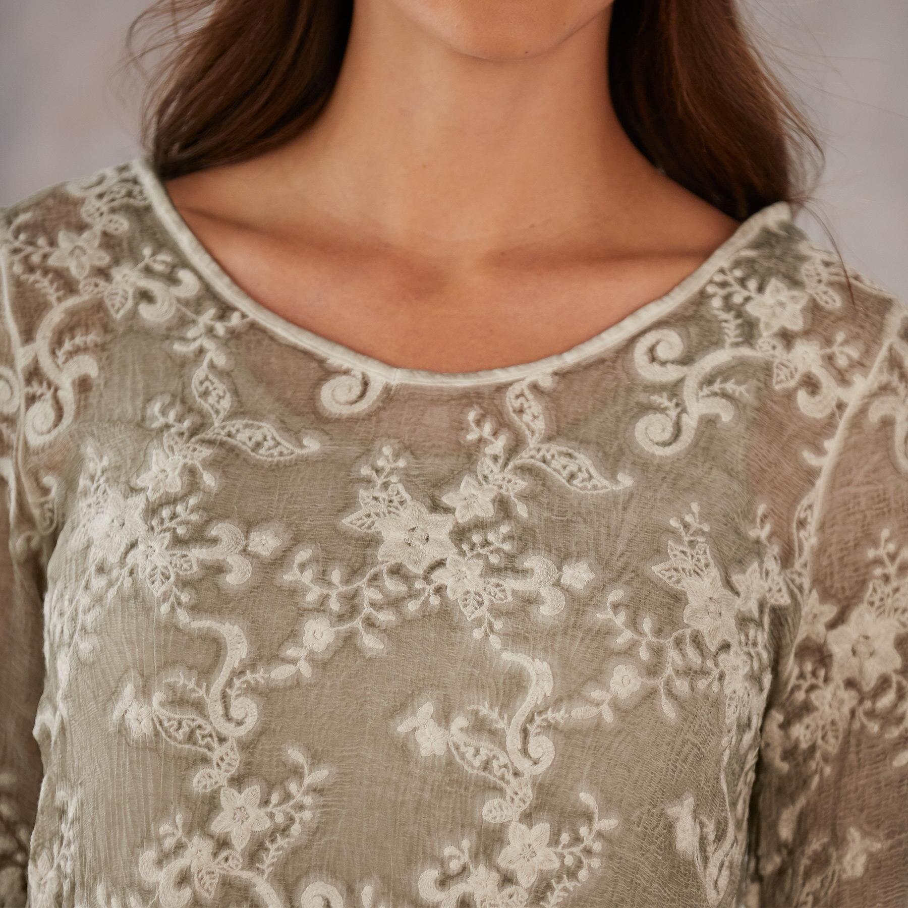 TULA LACE DRESS: View 3