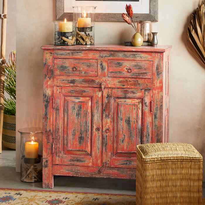RED CANYON SIDEBOARD