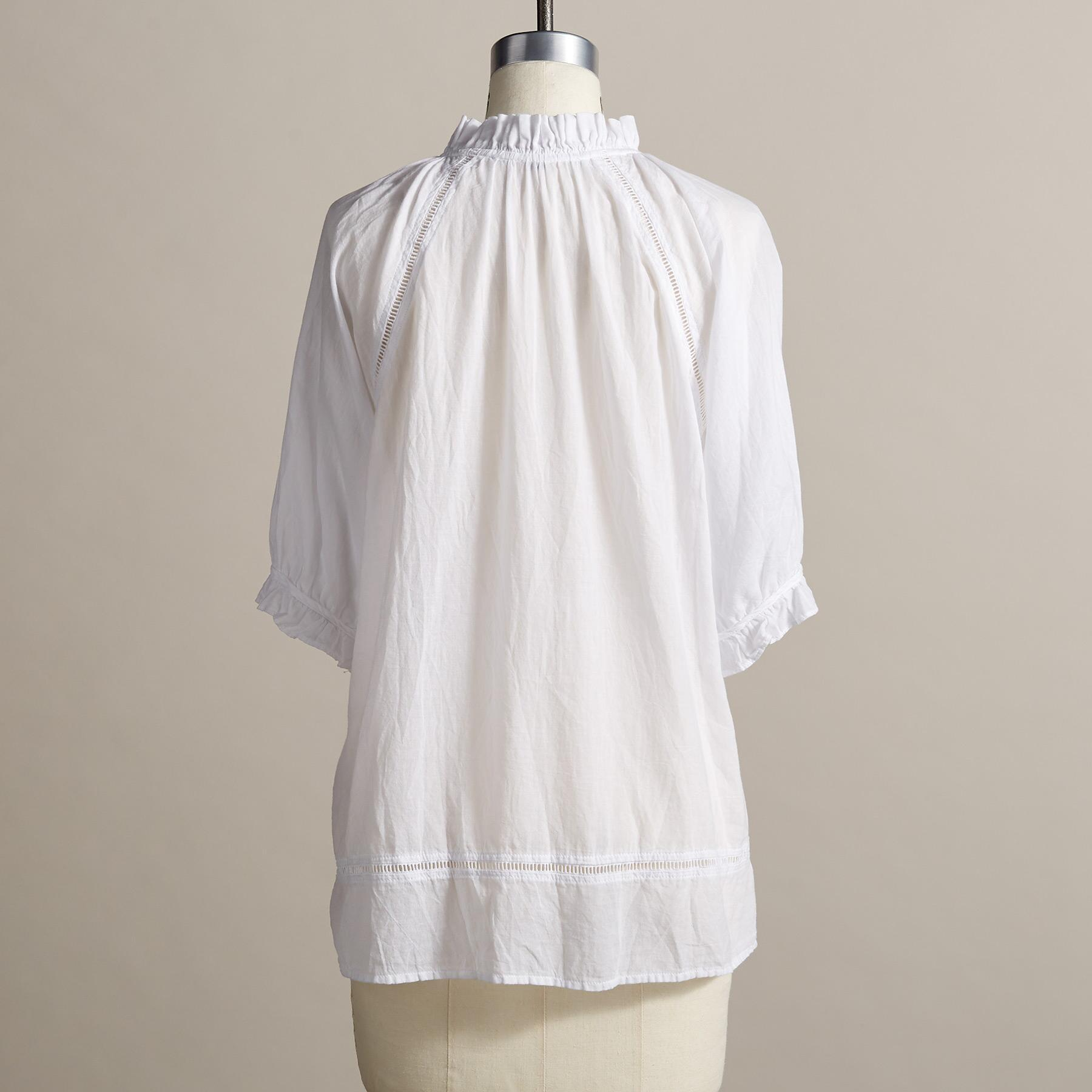 EASY ESSENCE BLOUSE: View 3