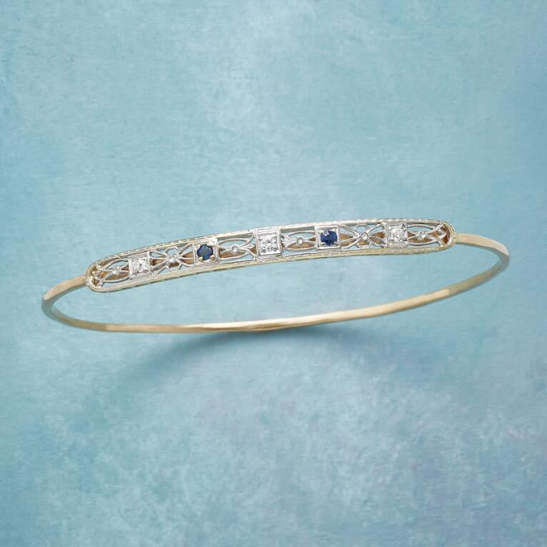 PRESIDIO VINTAGE PIN BANGLE