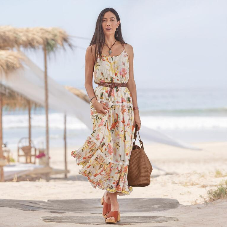 PICTURES OF PARADISE DRESS