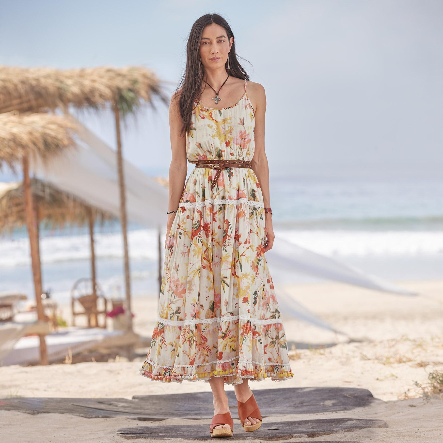 PICTURES OF PARADISE DRESS: View 2