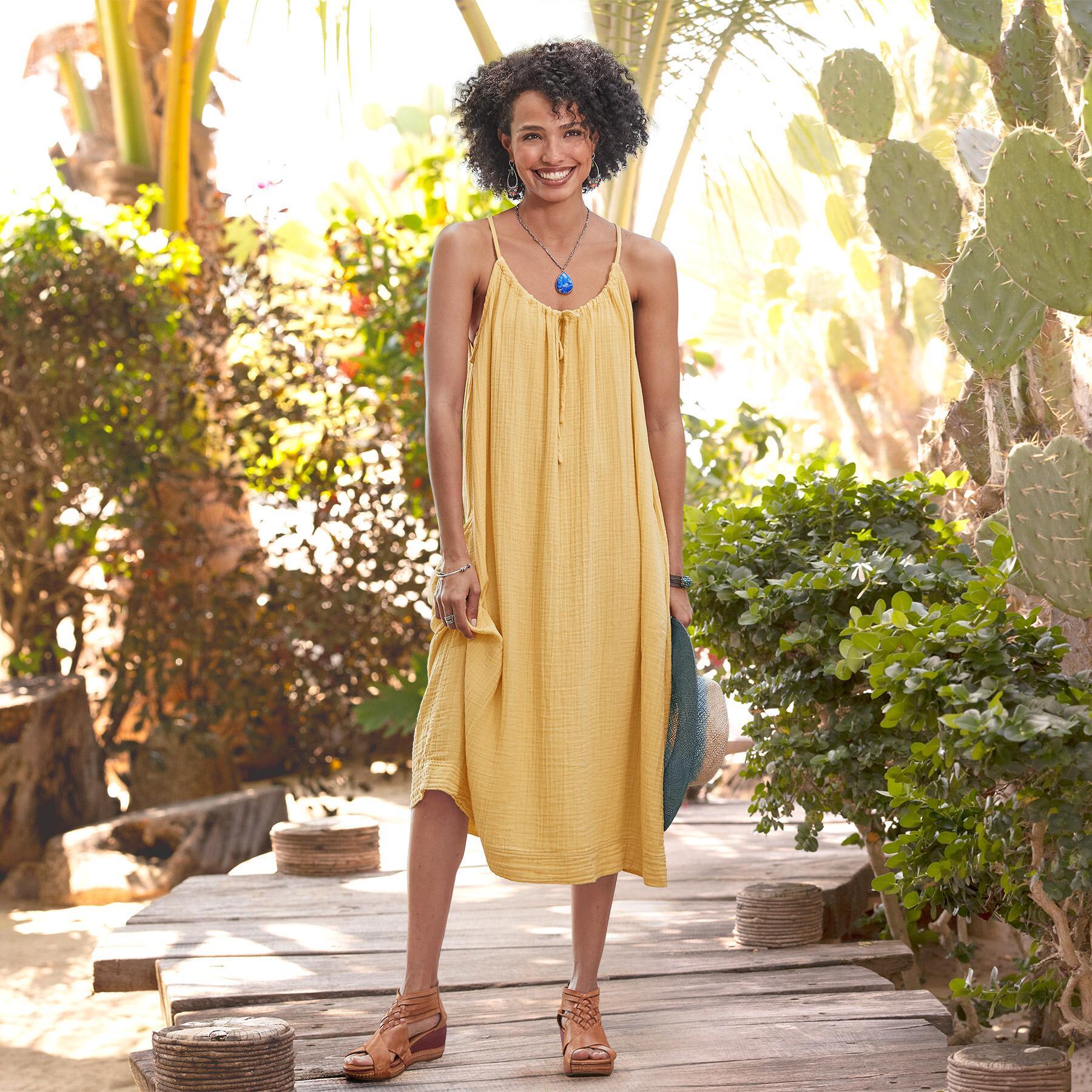 SLOAN SUN DRESS: View 1