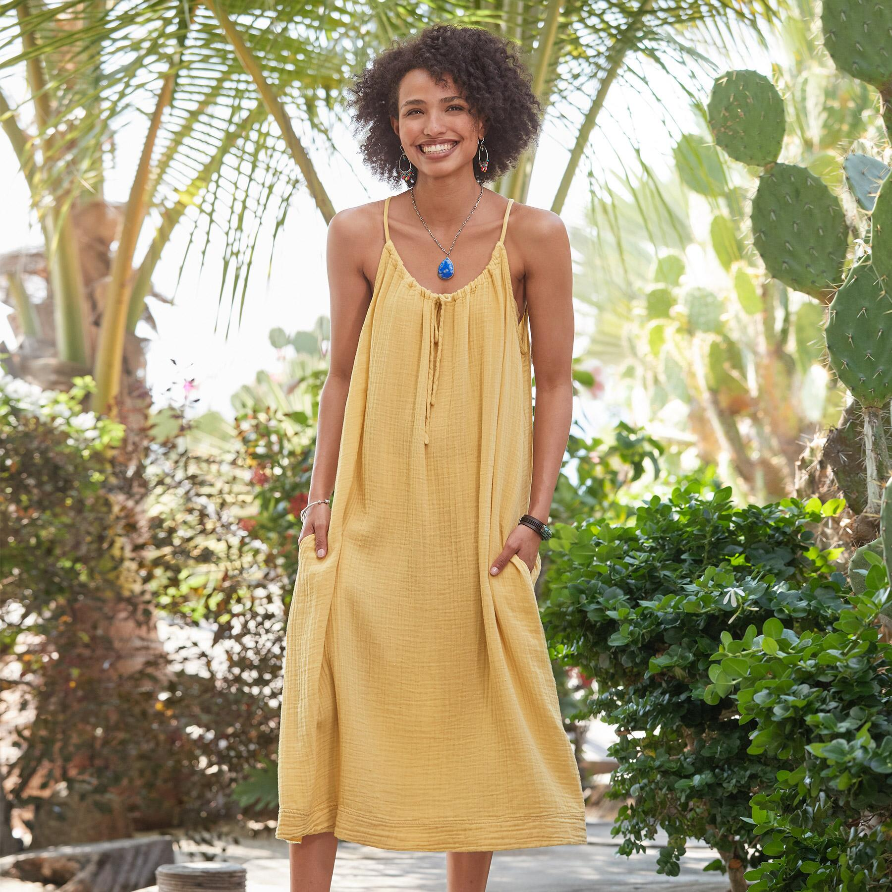 SLOAN SUN DRESS: View 2