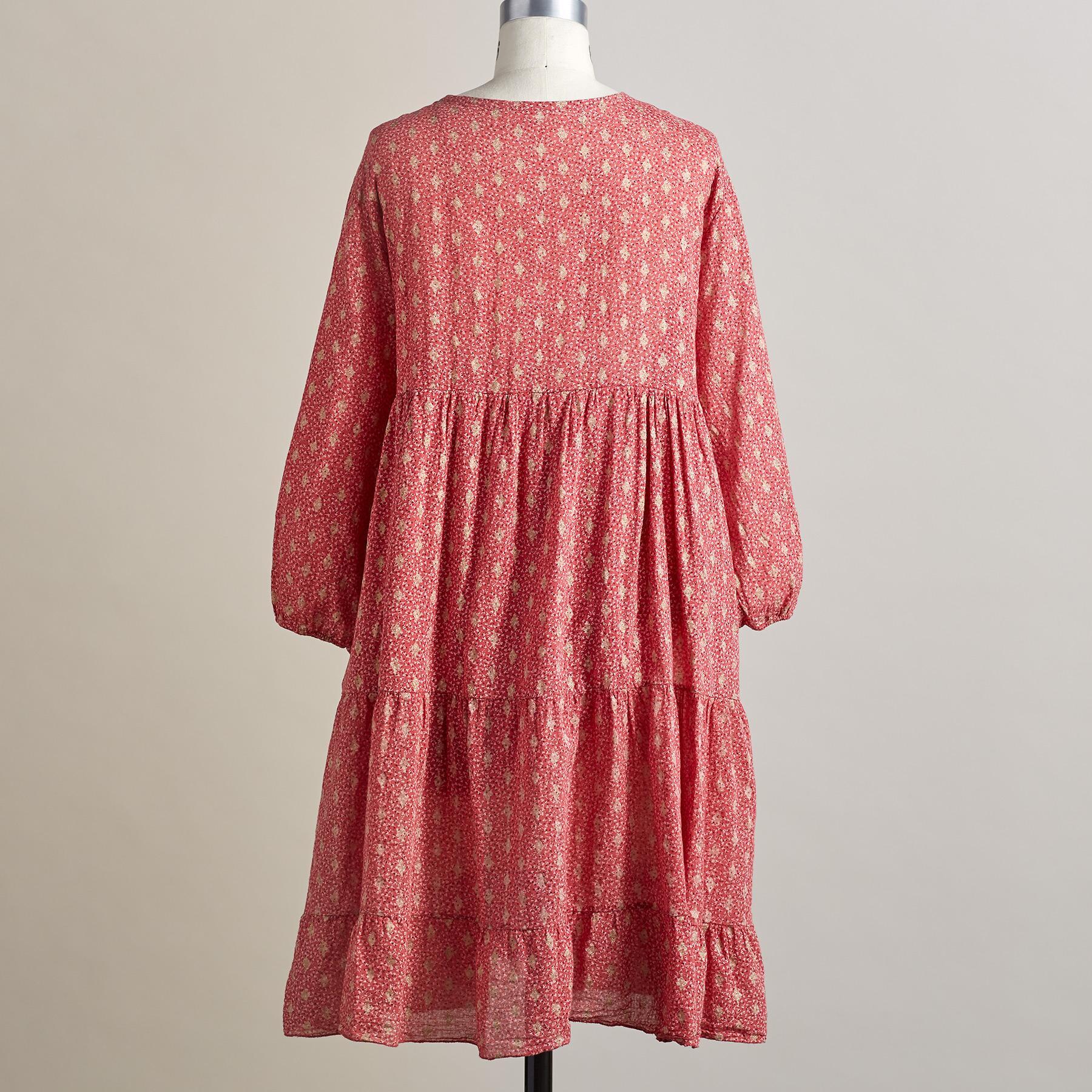 SCARLET DRESS: View 4