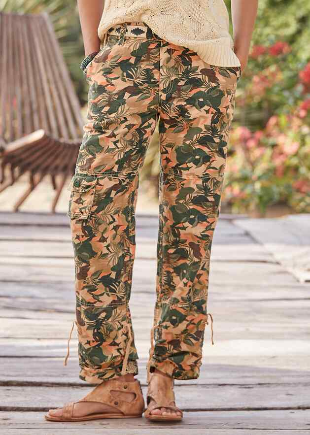 LAGOON CAMO PANTS