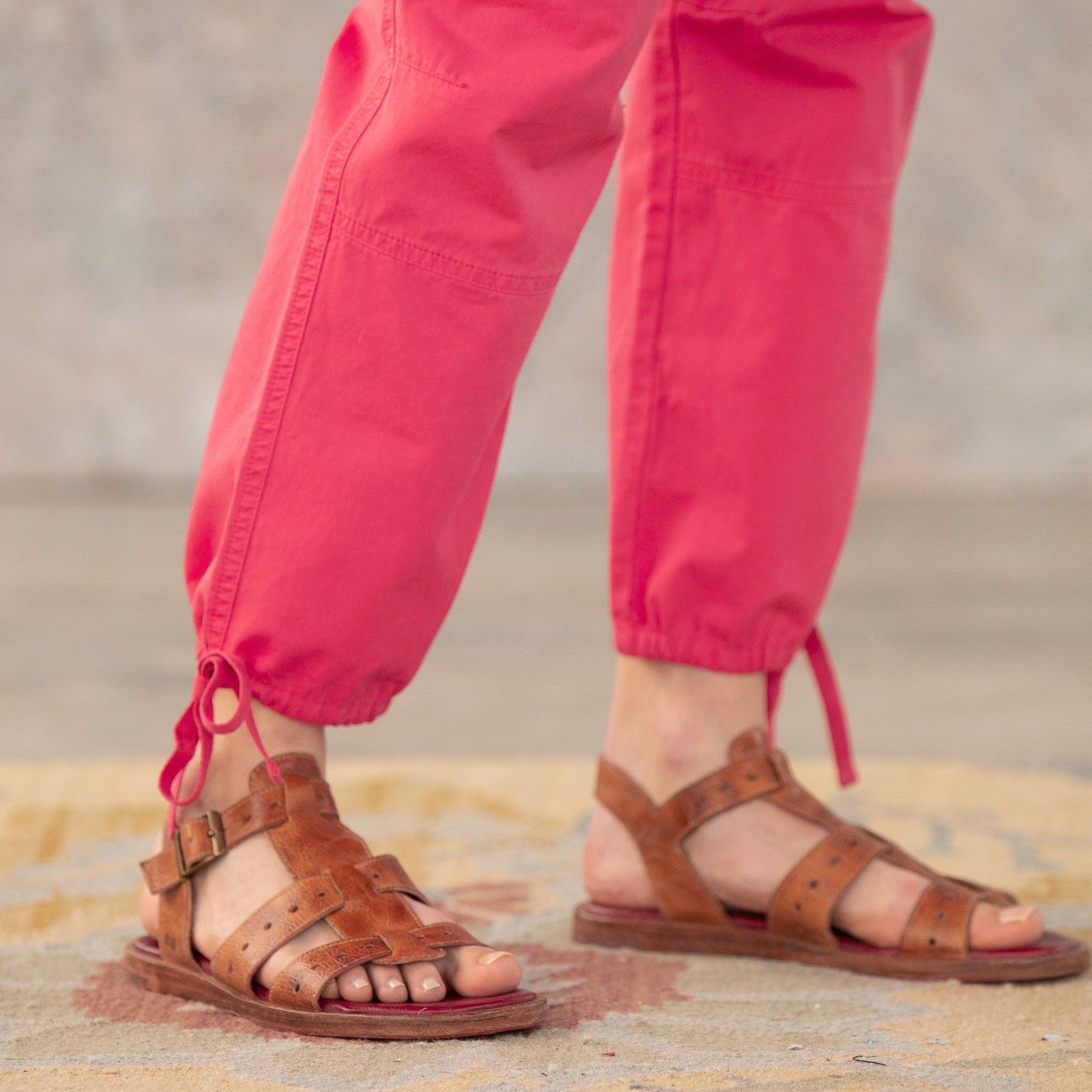 RIPPLING TIDES PANTS - PETITES: View 5