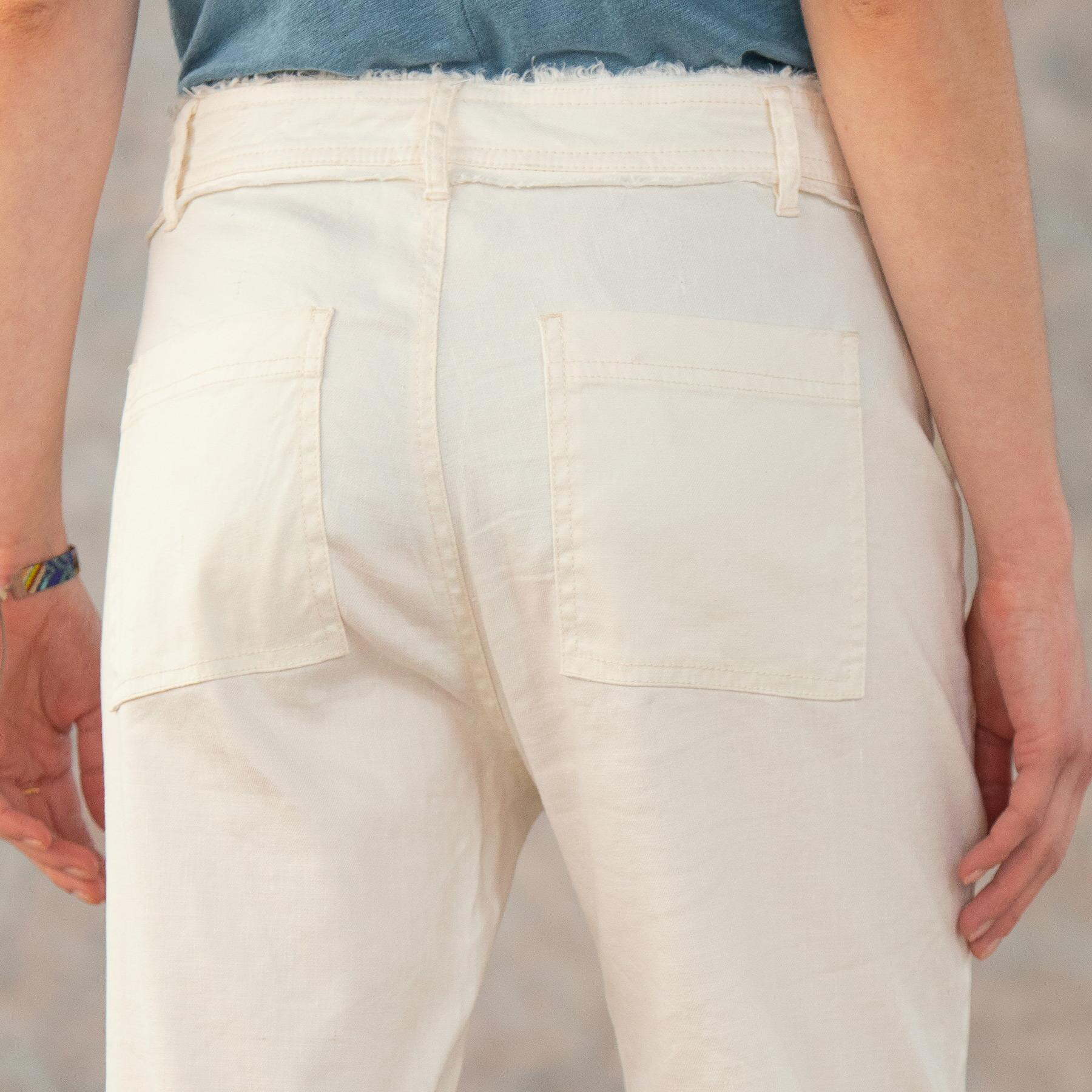 DORSEY PANTS - PETITES: View 6