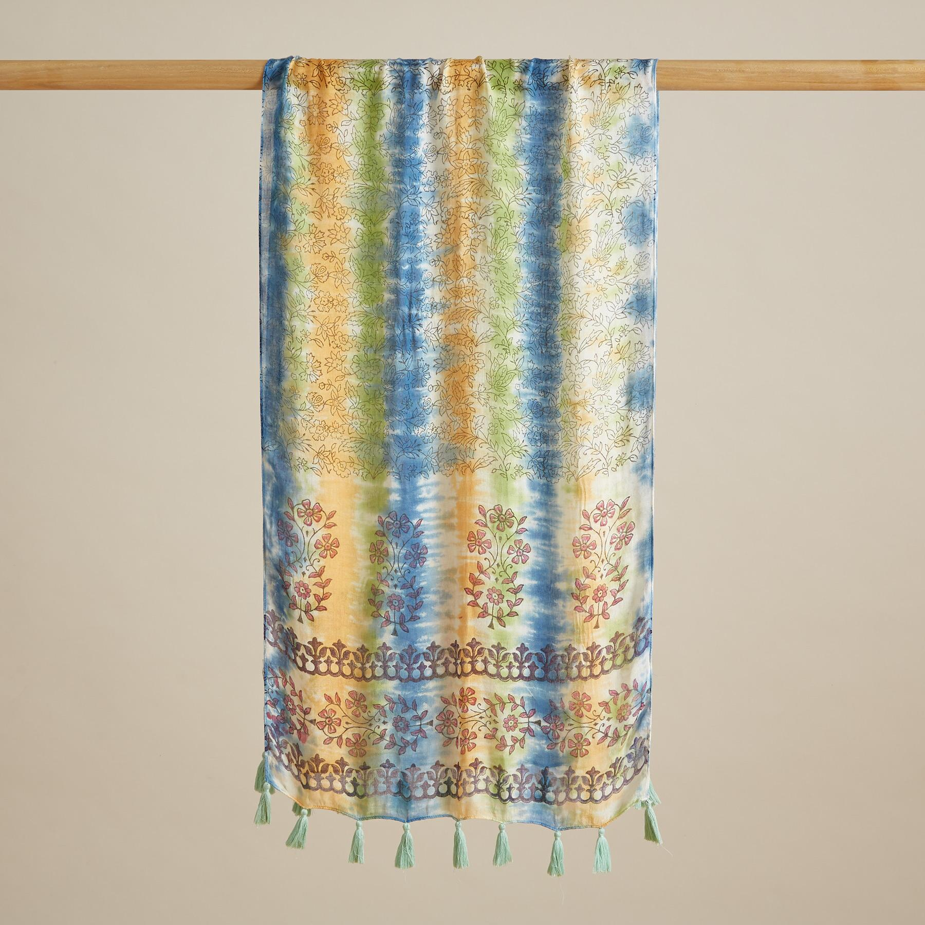 OCEAN LULLABY SCARF: View 1