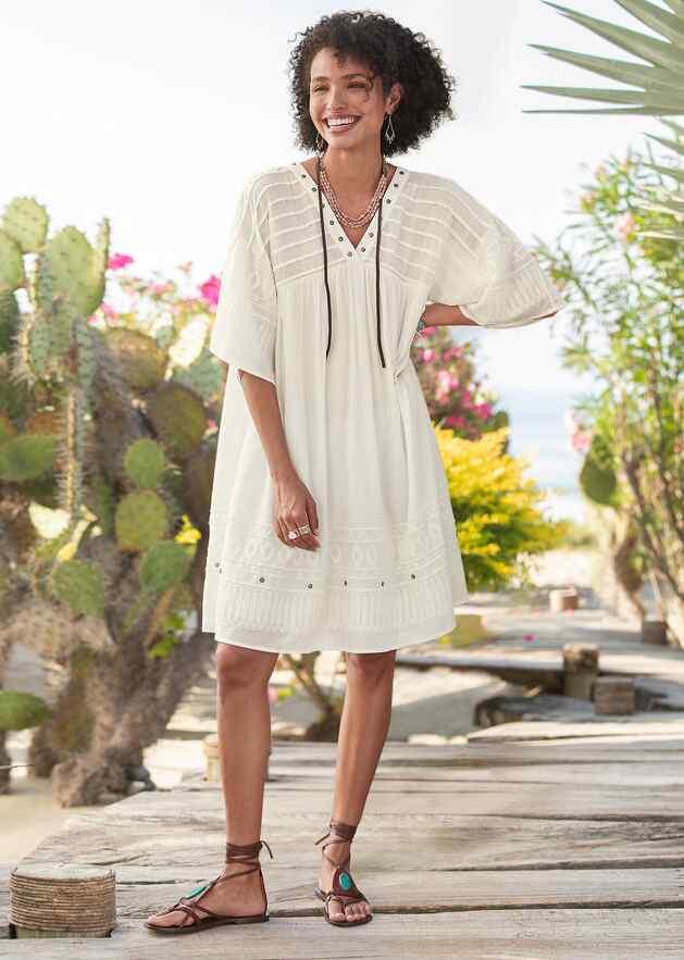 PALMEIRA DRESS - PETITES