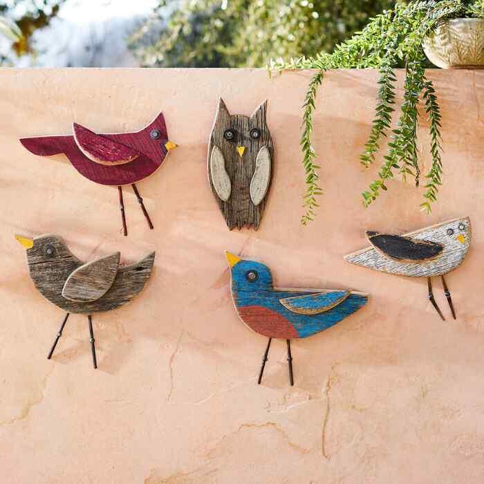 BARNWOOD BIRDS