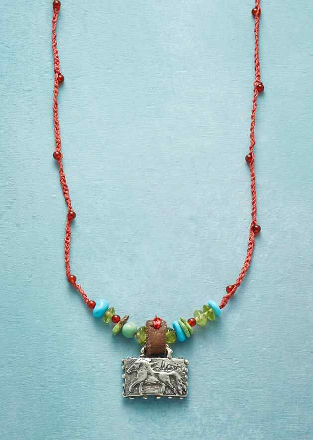 WILD AT HEART NECKLACE