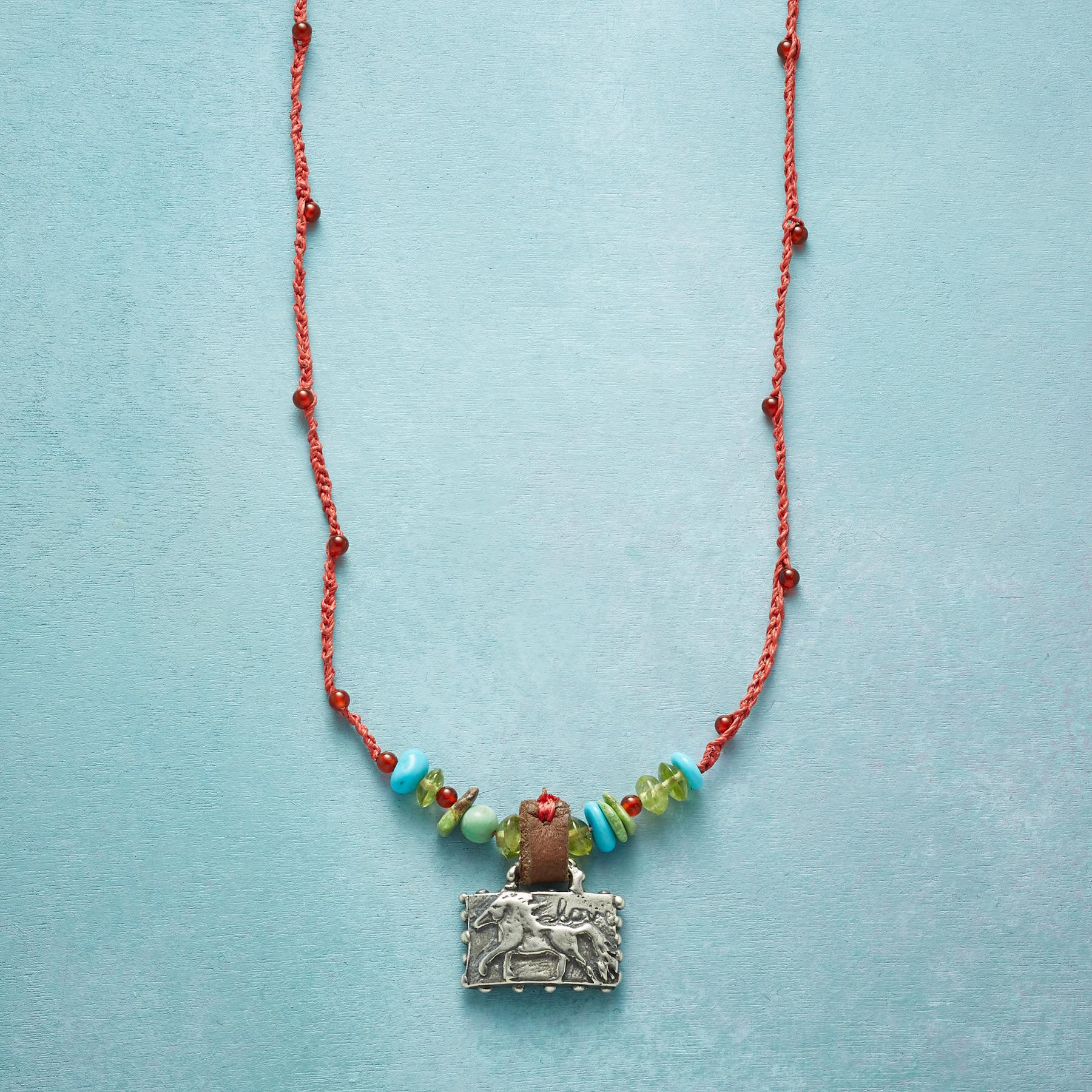 WILD AT HEART NECKLACE: View 1