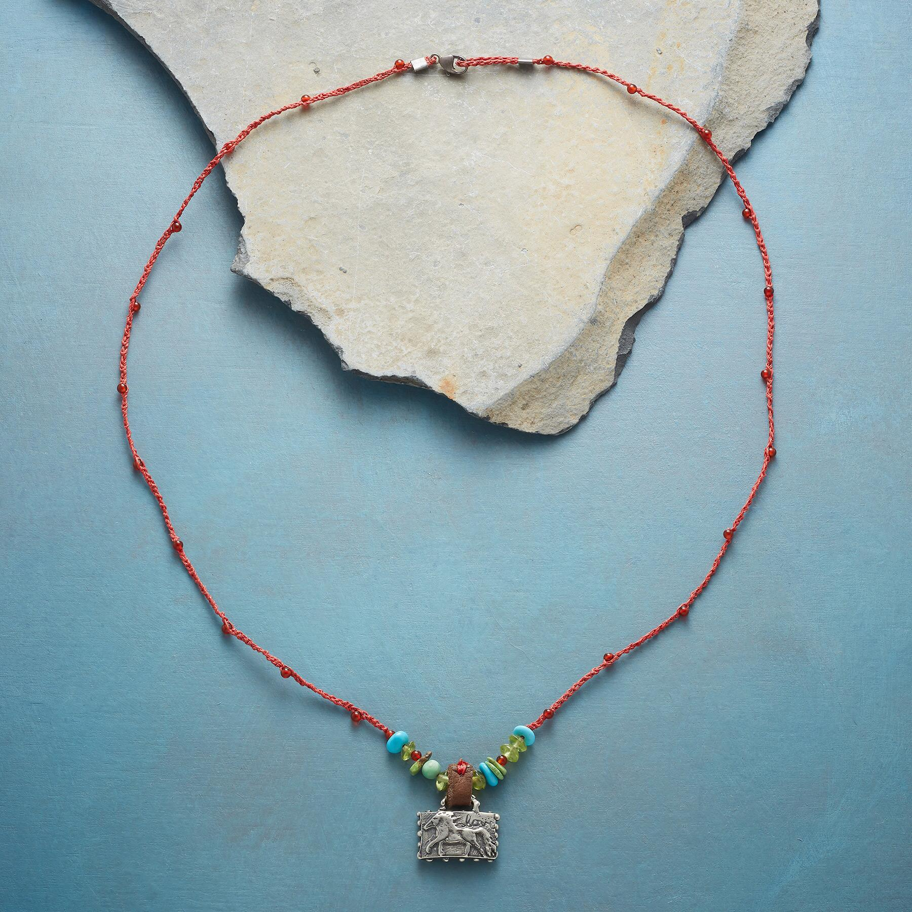 WILD AT HEART NECKLACE: View 2