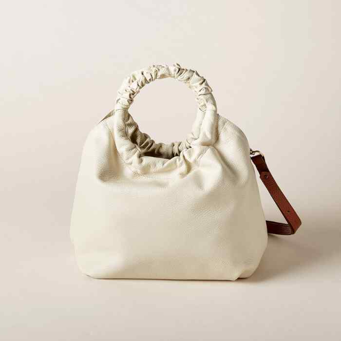 WHITE SANDS BAG