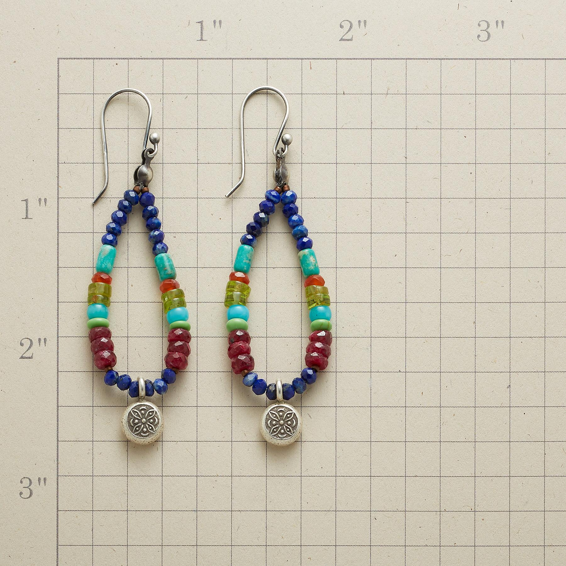 LIVING COLOR EARRINGS: View 2