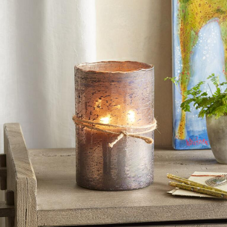 AMBIENCE HURRICANE CANDLE