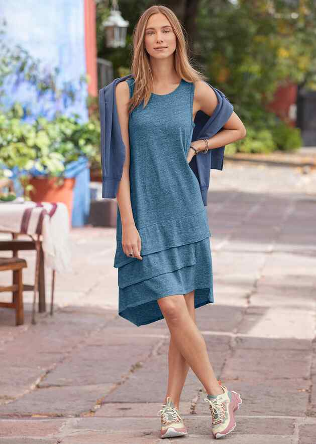 TIDE FLOW DRESS