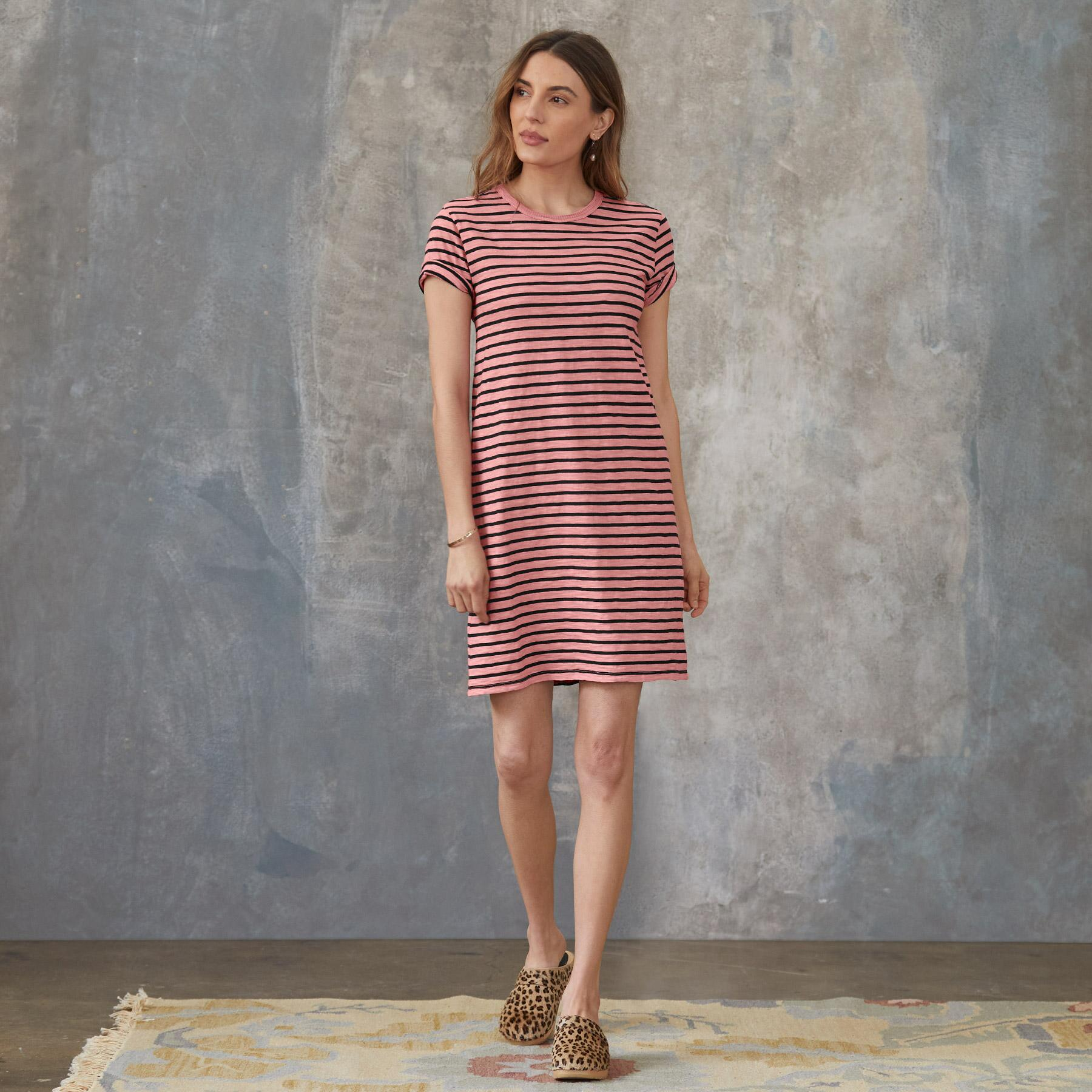 BAILEY TEE DRESS: View 1
