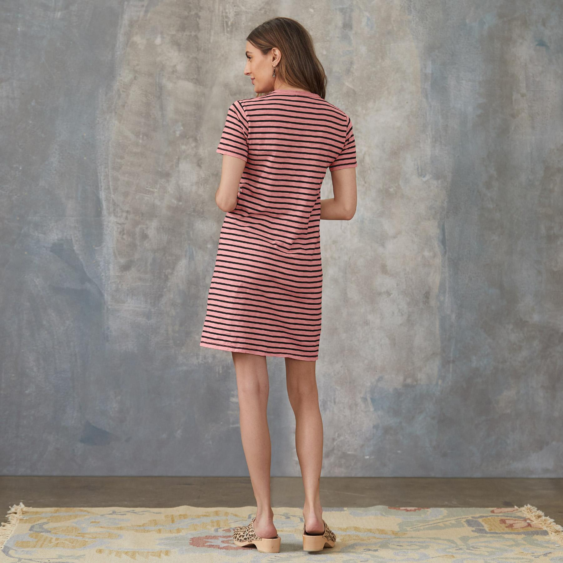 BAILEY TEE DRESS: View 2