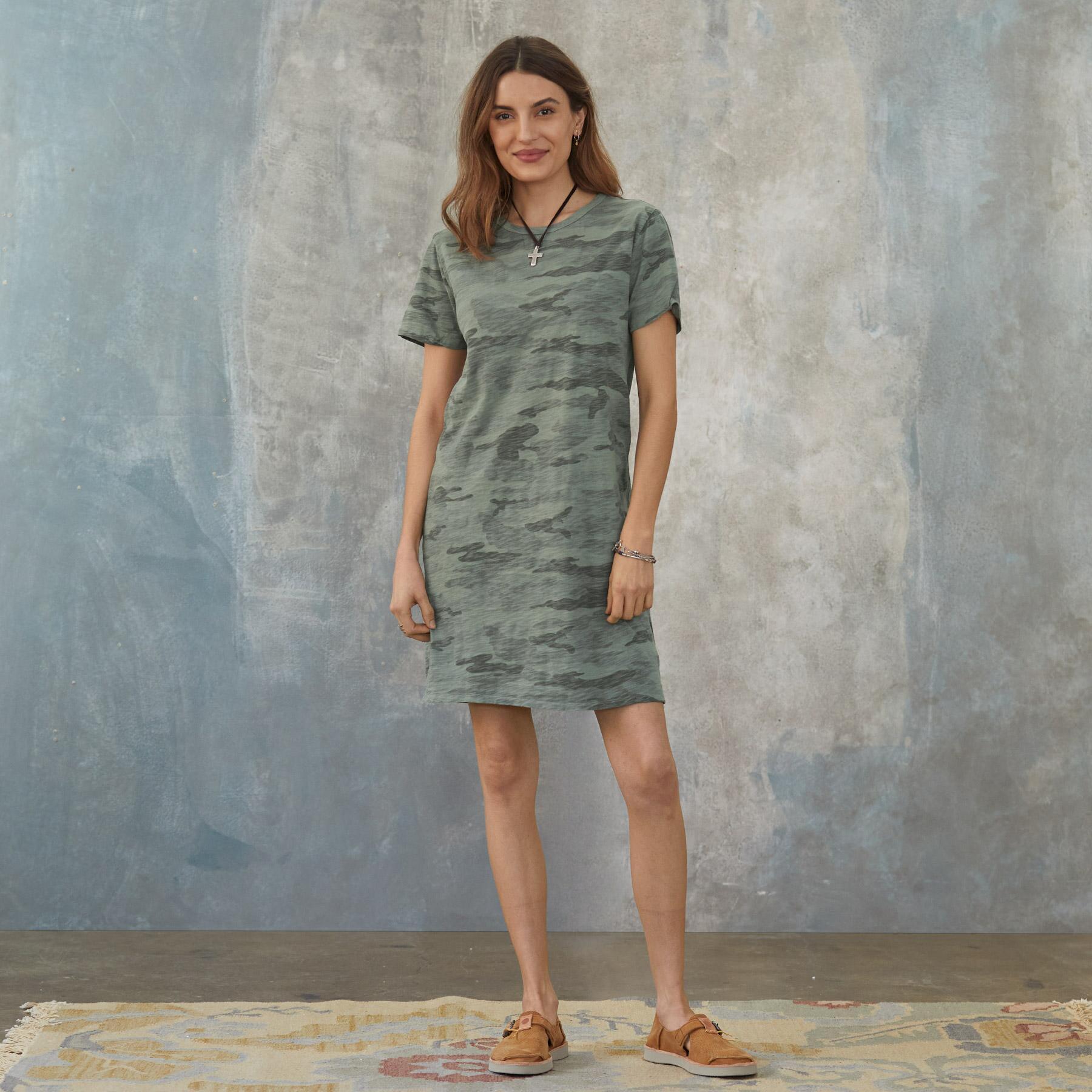 RAVINA TEE DRESS: View 1