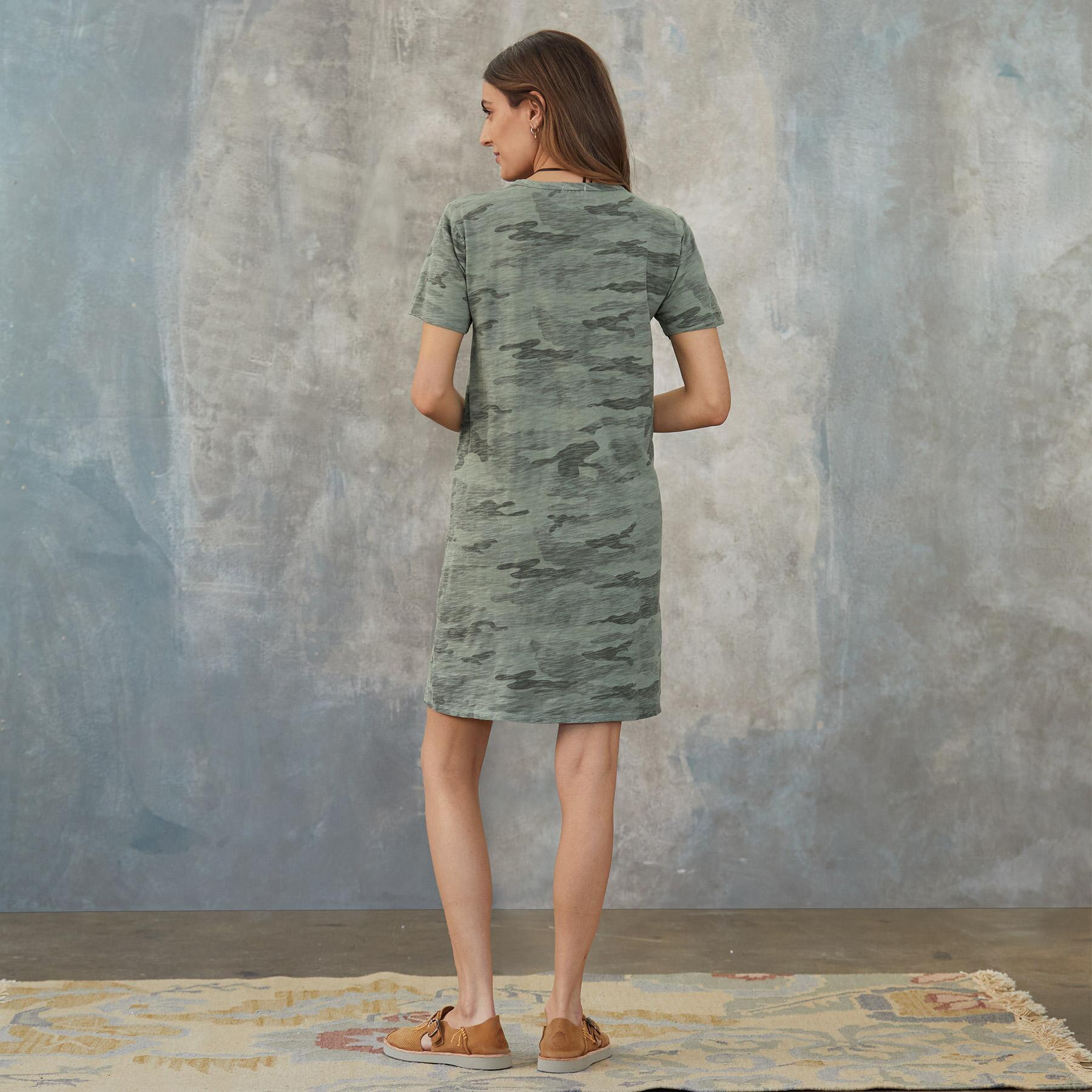 RAVINA TEE DRESS: View 2