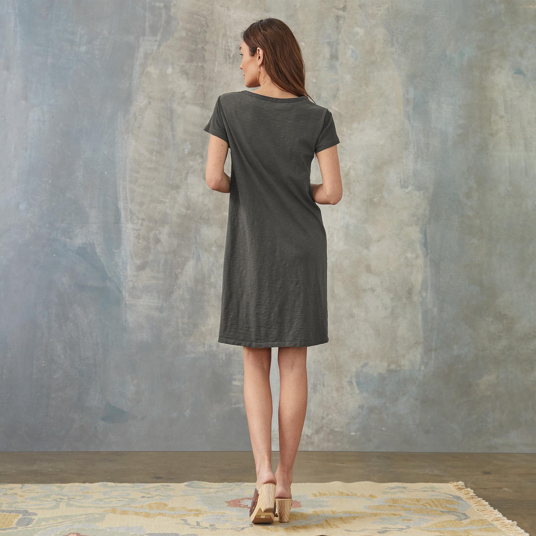 JANE TEE DRESS: View 2