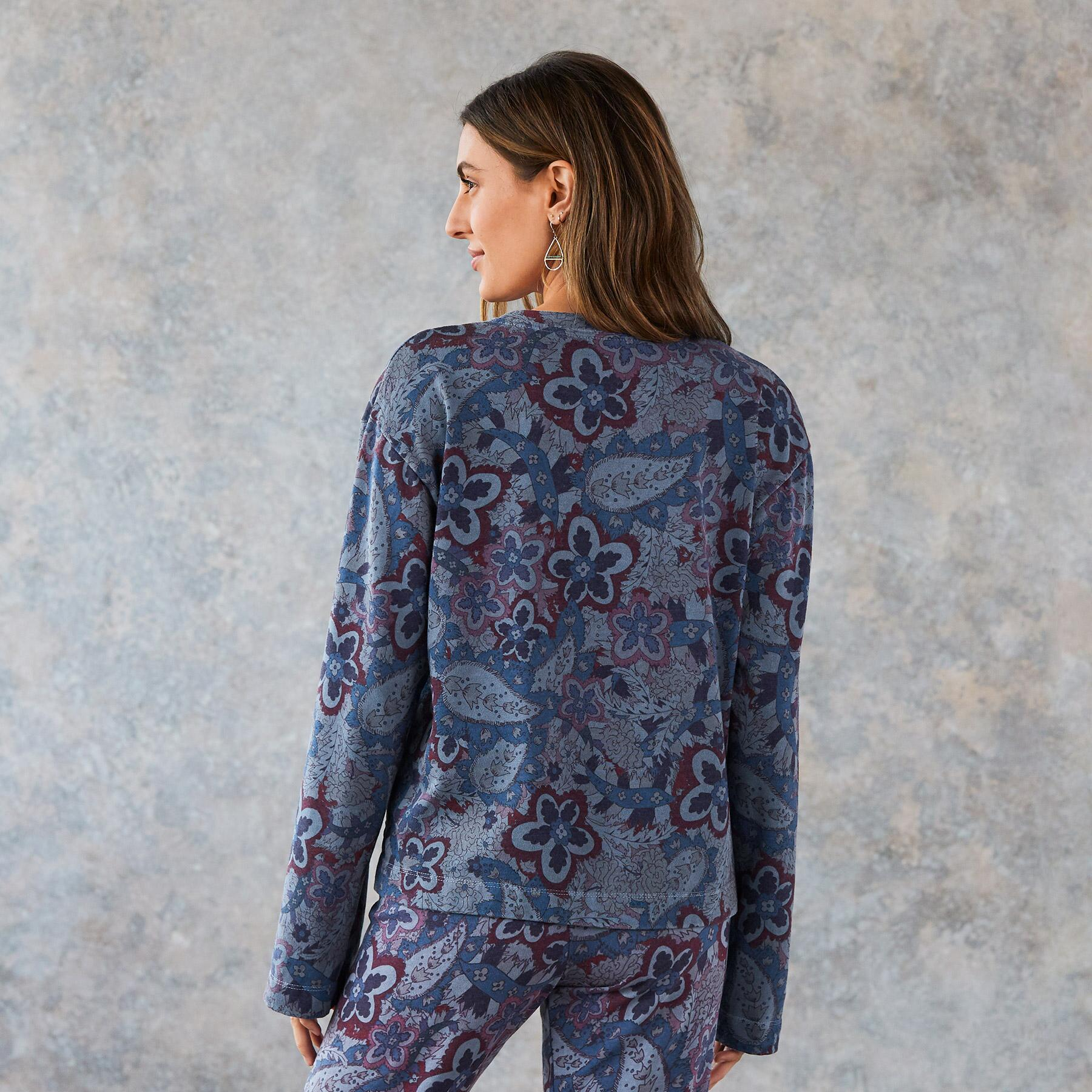 PAISLEY JOY SWEATSHIRT: View 2