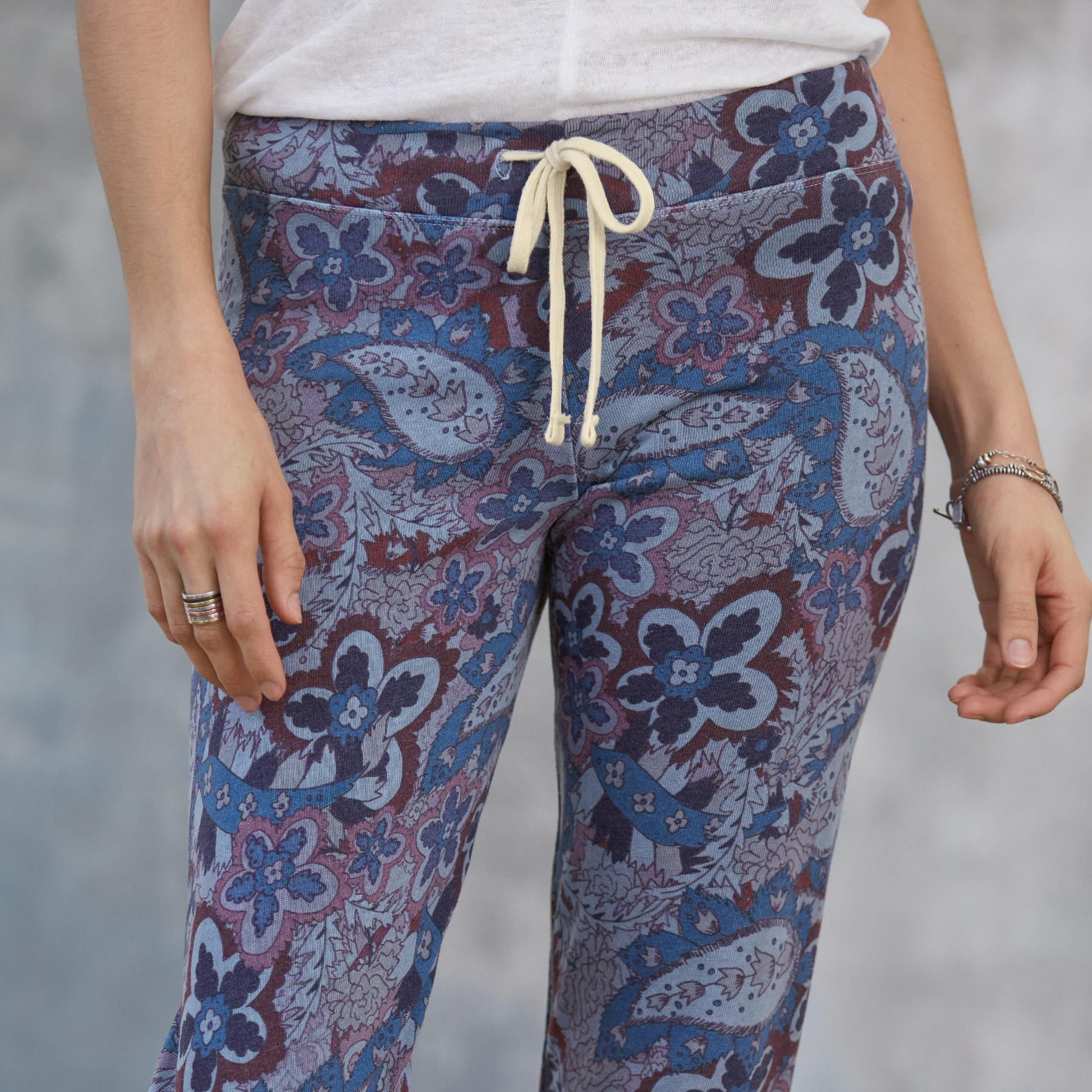 PAISLEY JOY SWEATPANTS: View 3