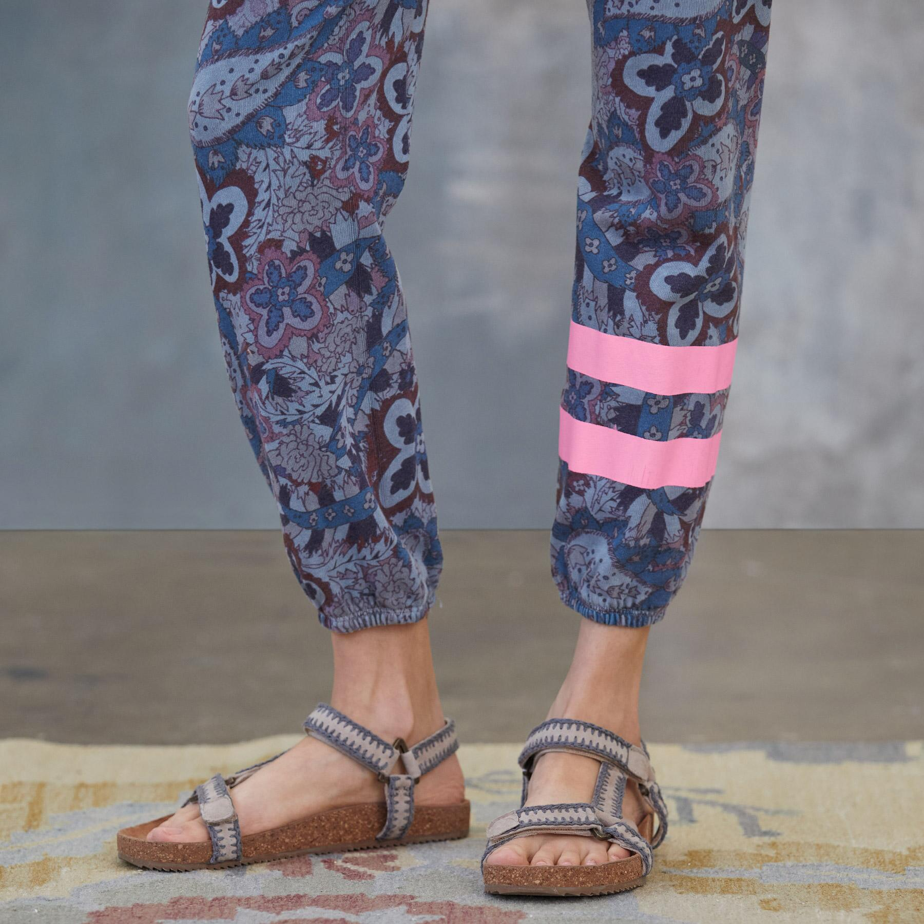 PAISLEY JOY SWEATPANTS: View 4