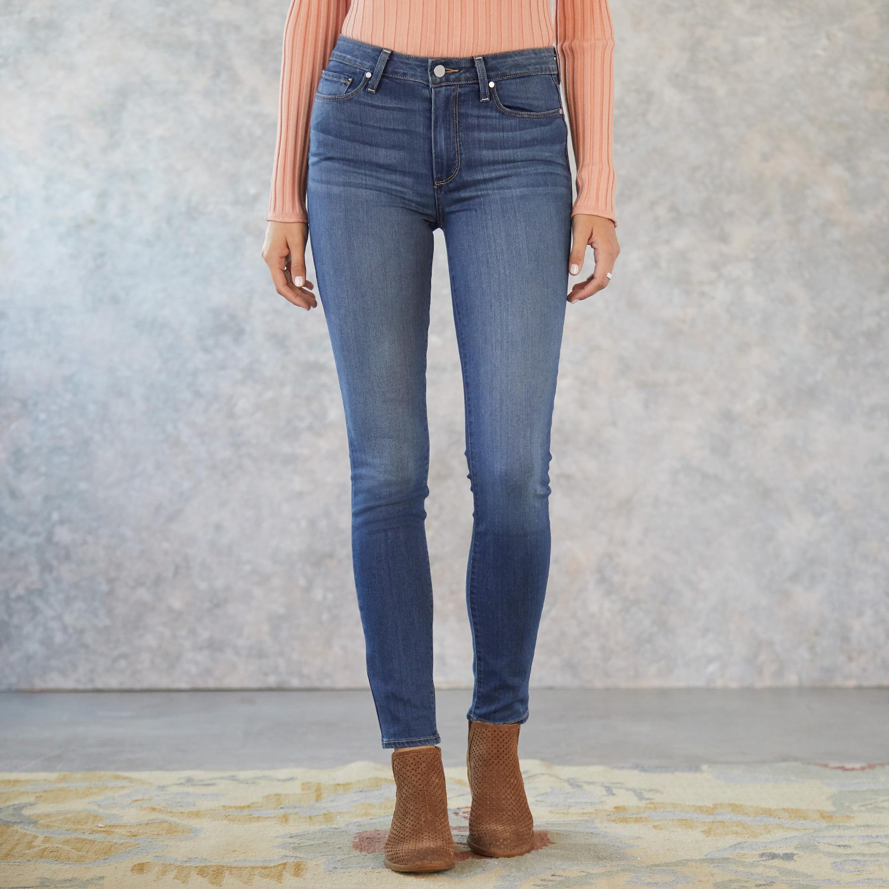HOXTON ULTRA SKINNY TRISTAN JEANS: View 1