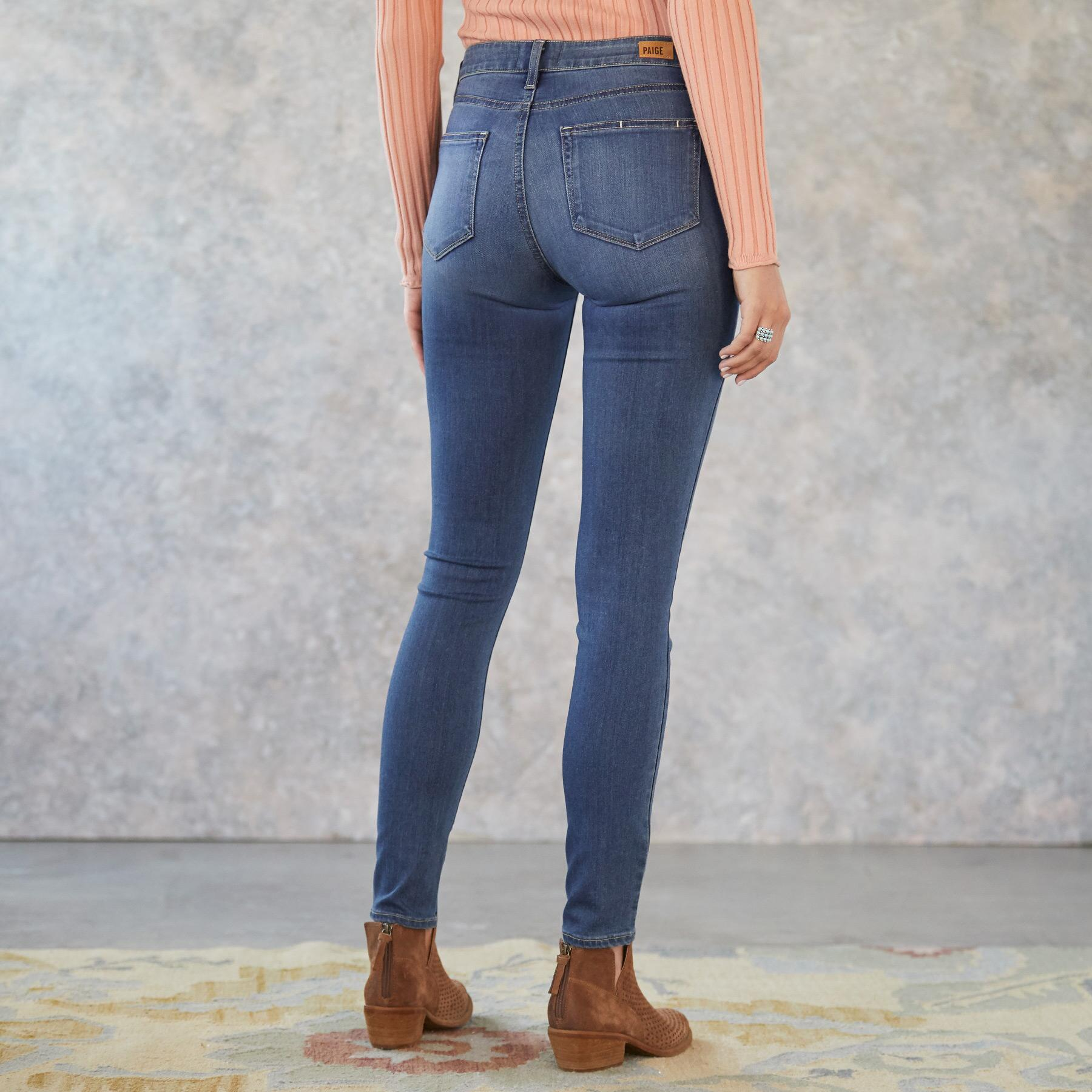 HOXTON ULTRA SKINNY TRISTAN JEANS: View 2