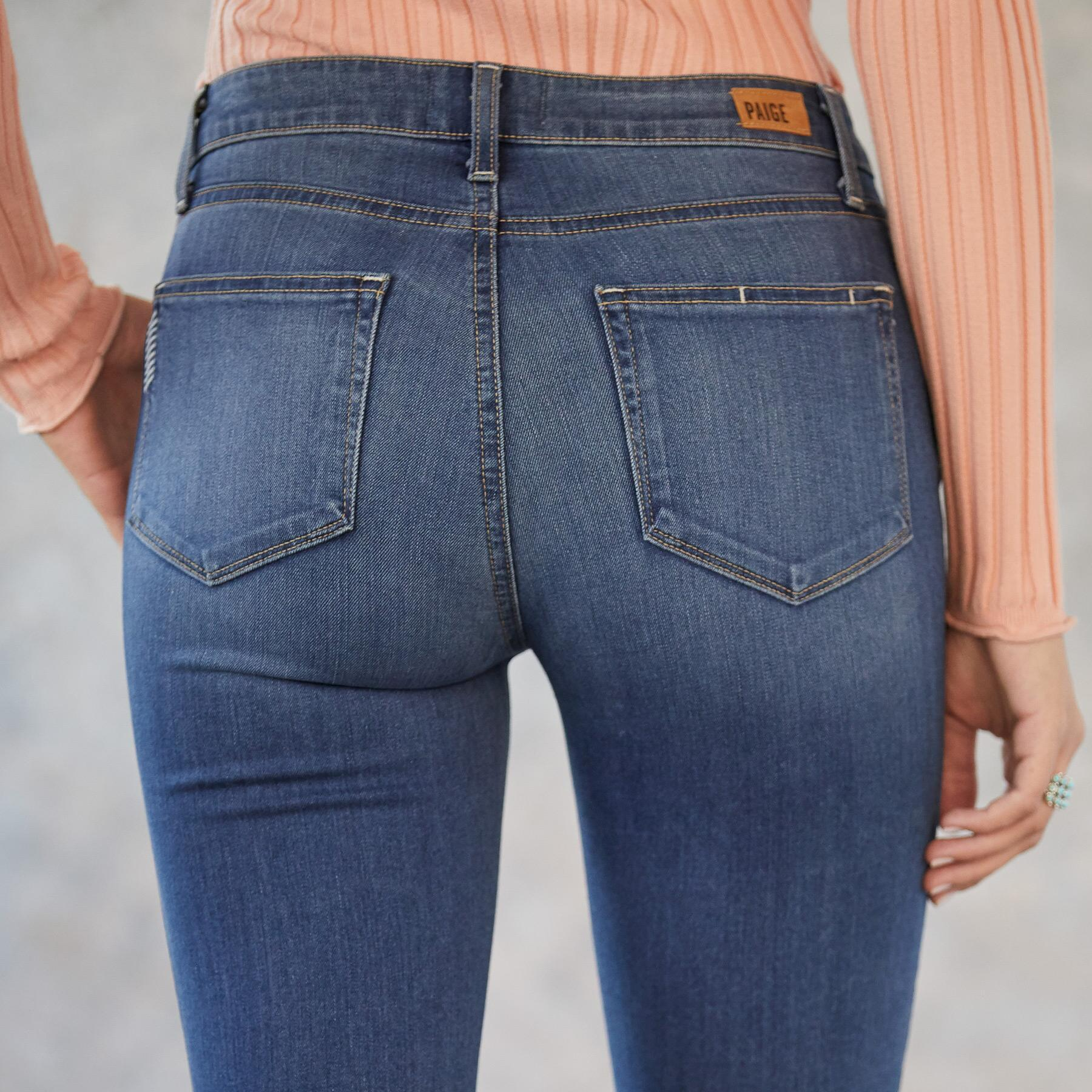 HOXTON ULTRA SKINNY TRISTAN JEANS: View 4