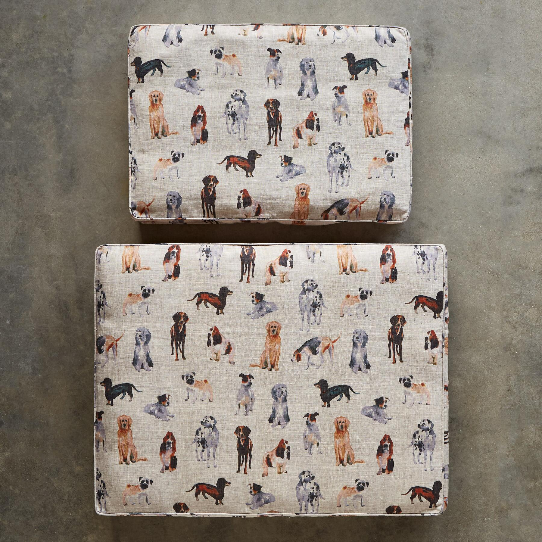 WOOF DOG BED: View 2