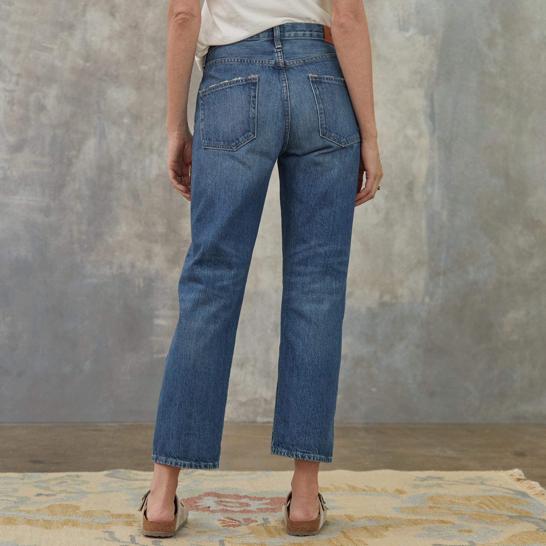 KALI ANKLE JEANS: View 2