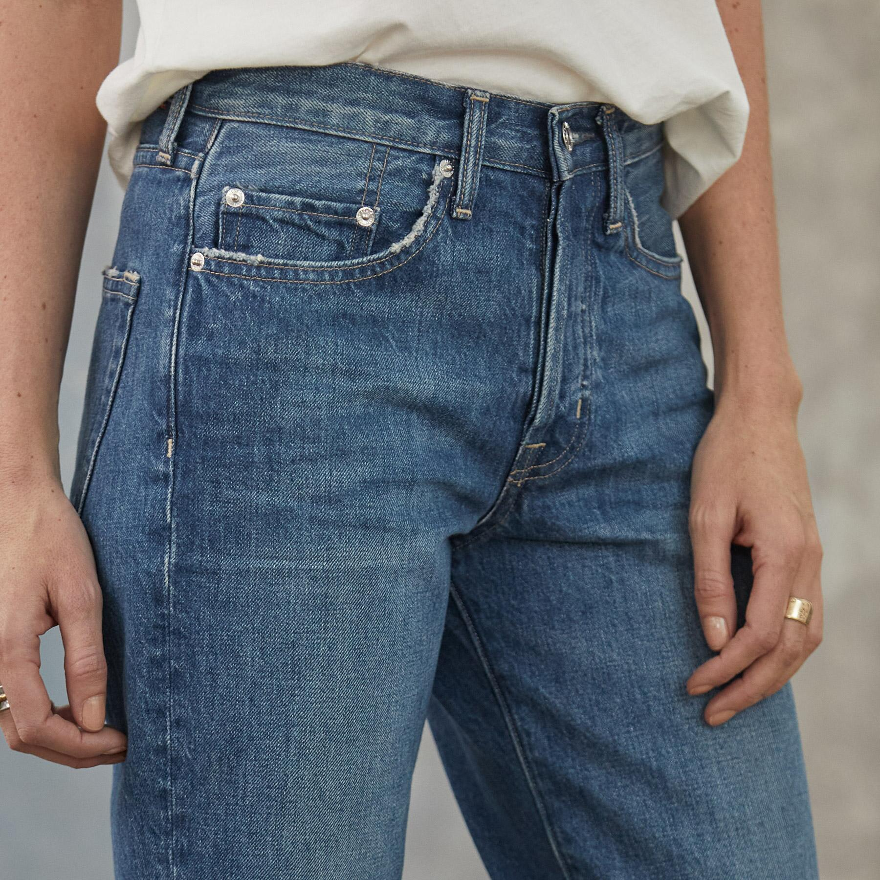 KALI ANKLE JEANS: View 3