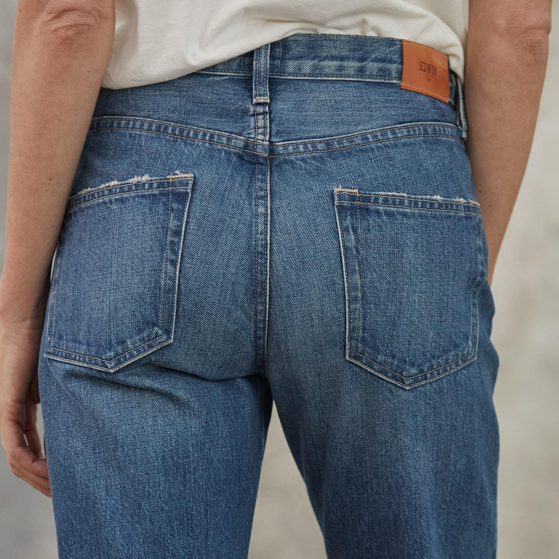 KALI ANKLE JEANS: View 5