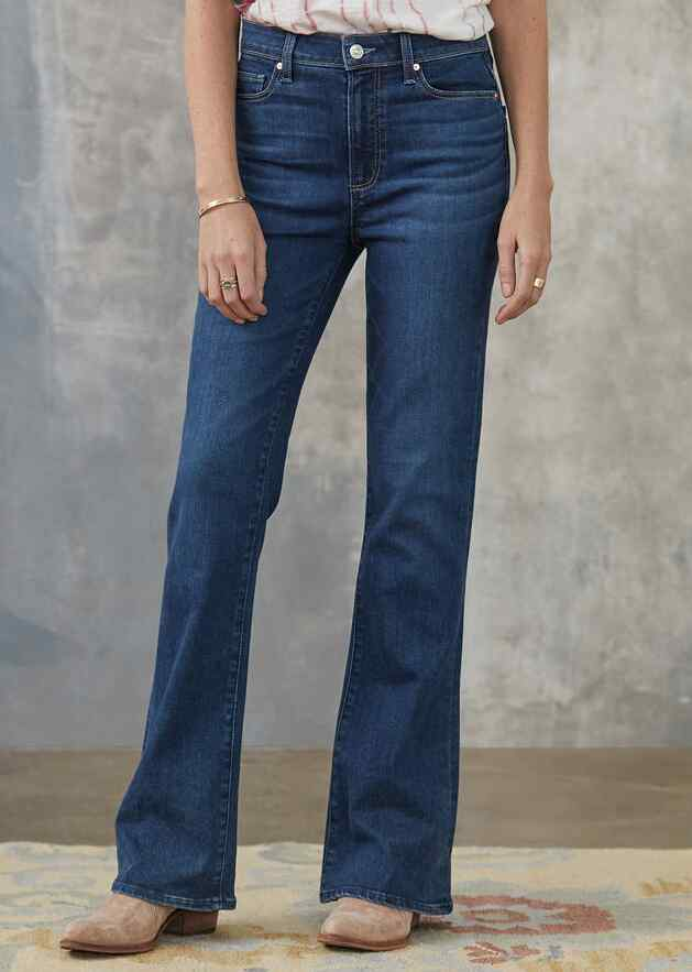 LAUREL CANYON HIGH RISE JEANS