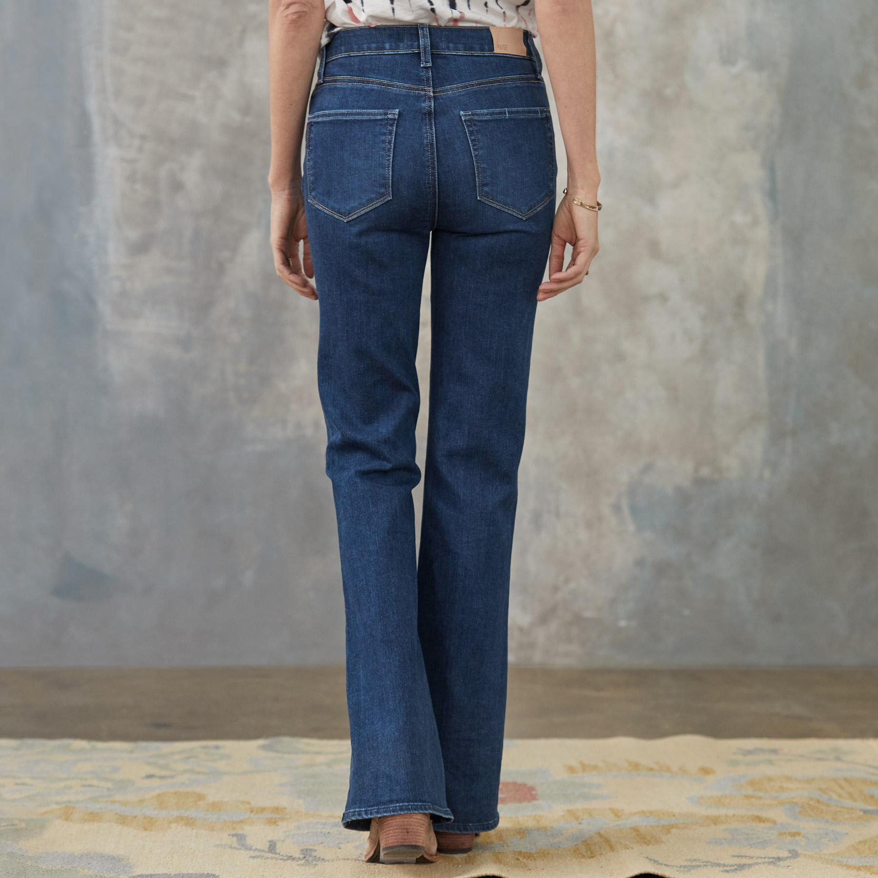 LAUREL CANYON HIGH RISE JEANS: View 2
