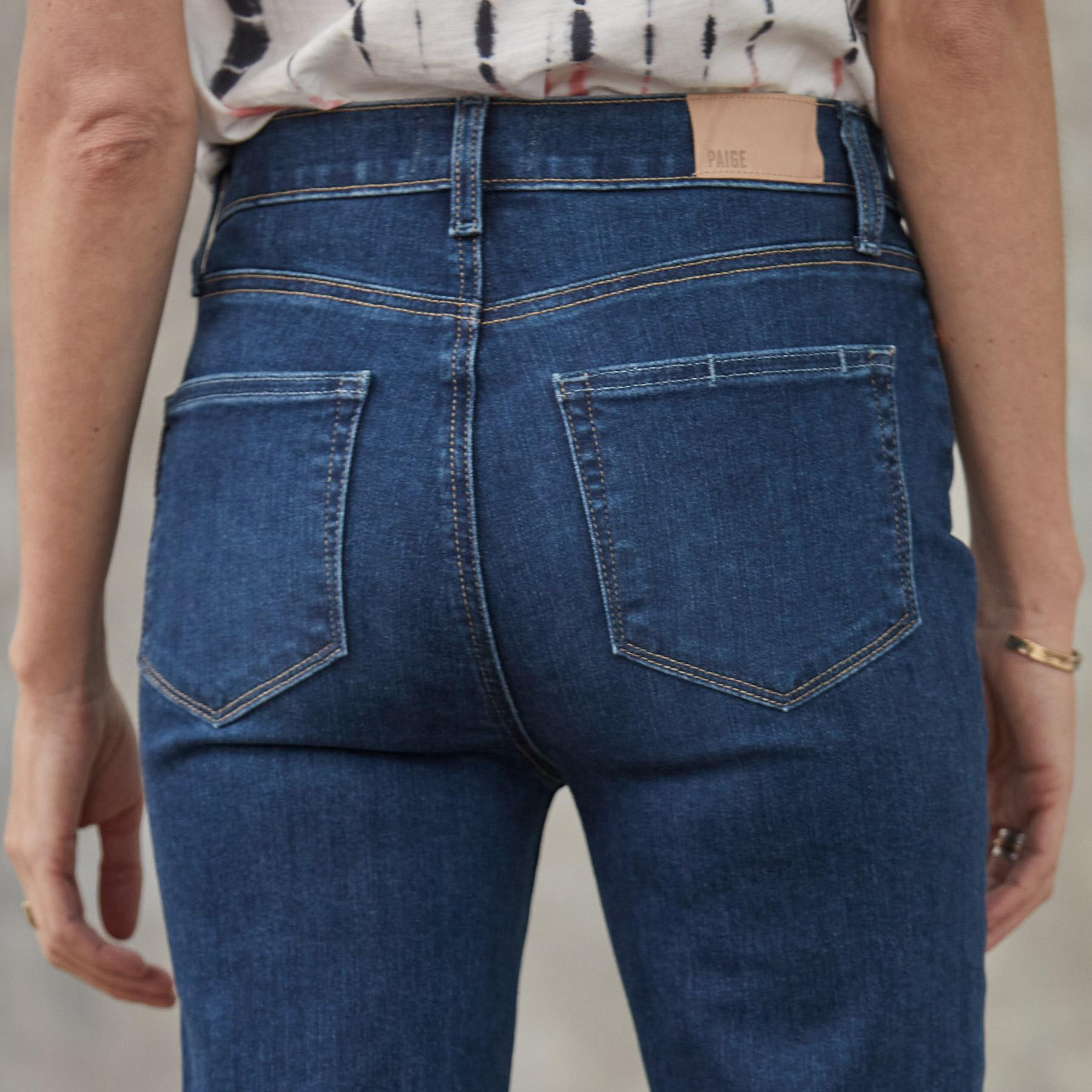 LAUREL CANYON HIGH RISE JEANS: View 5