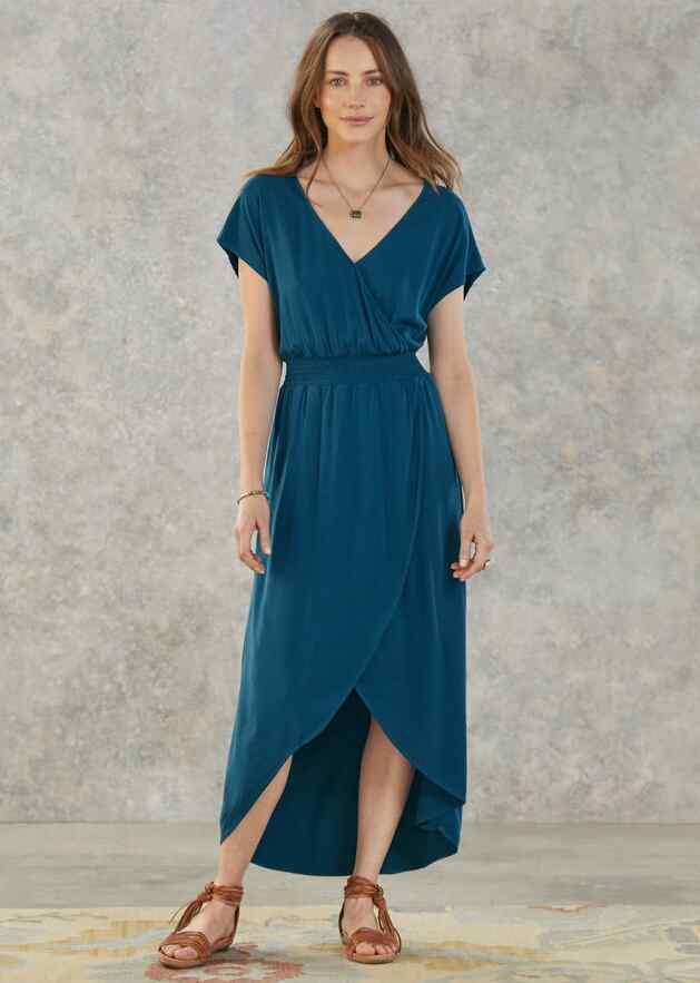 KASHA DRESS