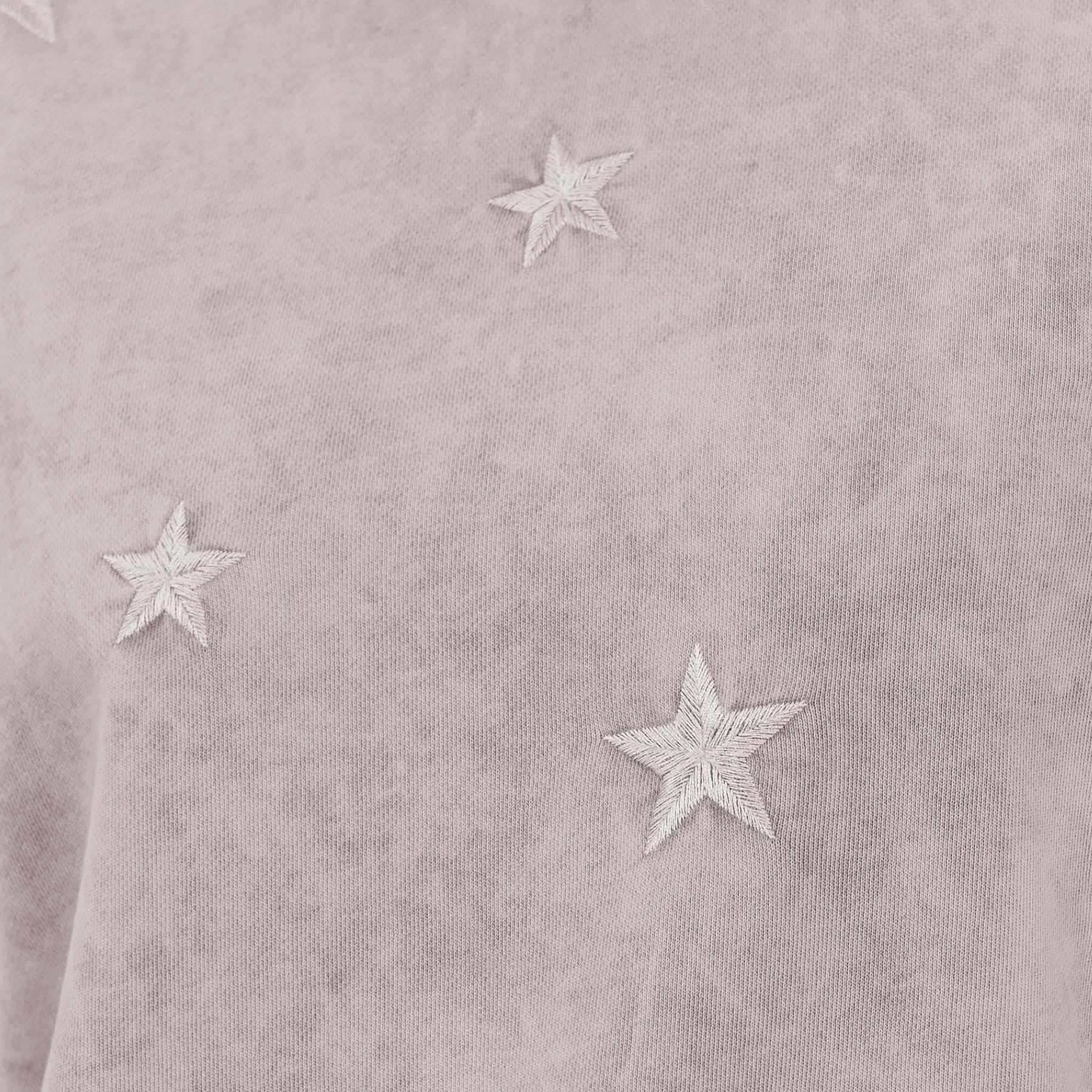 MARBLED STAR SWEATSHIRT: View 4