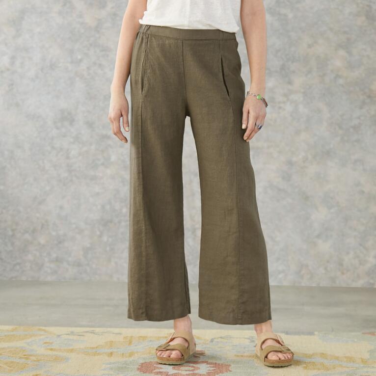 ANANDA LINEN PANTS
